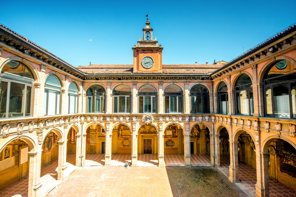 Avrupa'nın en görkemli üniversite kampüsleri