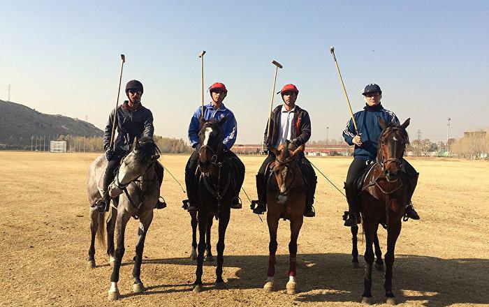 İngilizlerle anılan polo sporu Sasanilere ait