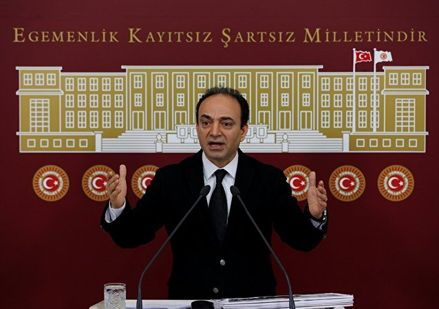 HDP Şanlıurfa Milletvekili Osman Baydemir