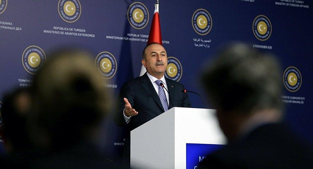 'Herkesle iyi ilişkiler istiyoruz' diyen Çavuşoğlu: Moskova, Washington ya da Brüksel'in alternatifi değil