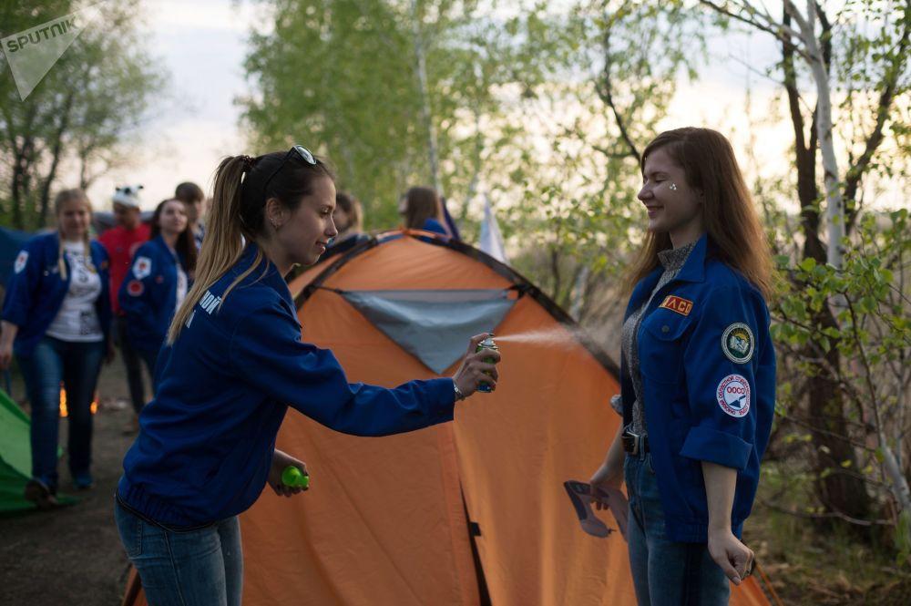 Rusya'da üniversite öğrencileri