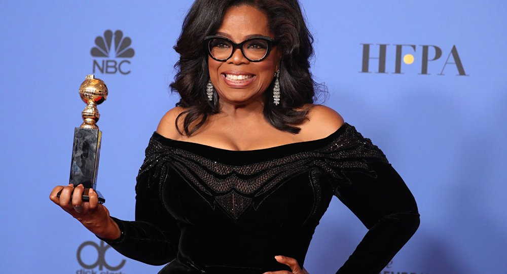 Oprah Winfrey, ABD Başkan adayı olacağı iddiasına noktayı koydu: DNAmda yok 31