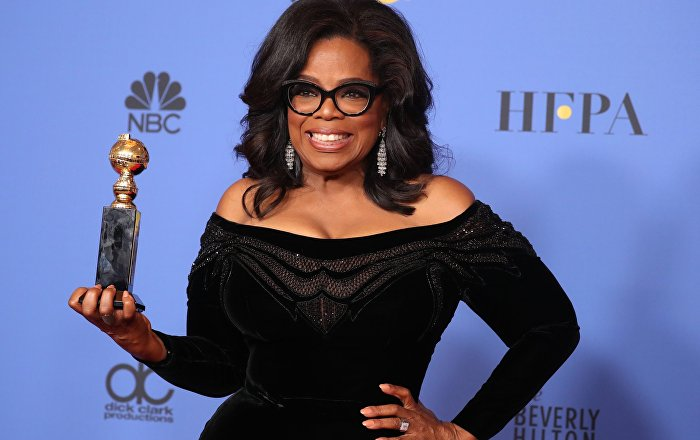 Oprah Winfrey, ABD Başkan adayı olacağı iddiasına noktayı koydu: DNAmda yok 94