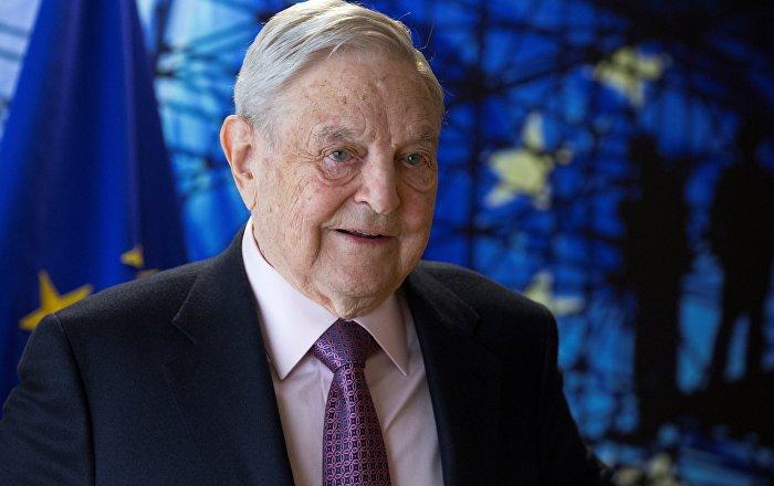 Soros: Trump yönetimi  dünya için bir tehdit