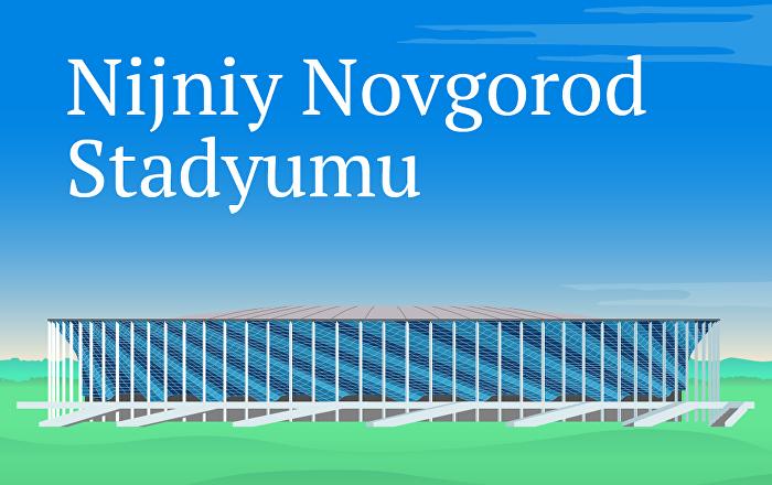 Nijniy Novogord Stadyumu