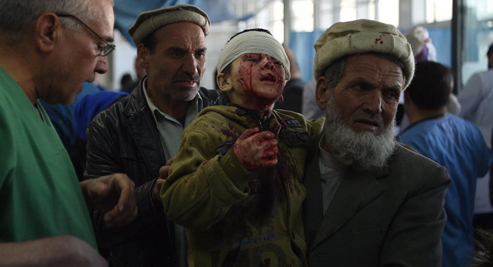 Kabil Taliban bombalı saldırı