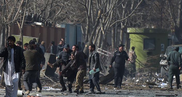 Afganistan'ın başkenti Kabil'de Taliban saldırısı