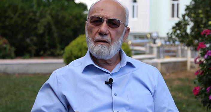 Uluslararası Savunma Danışmanlık Şirketi'nin (SADAT) kurucusu Adnan Tanrıverdi