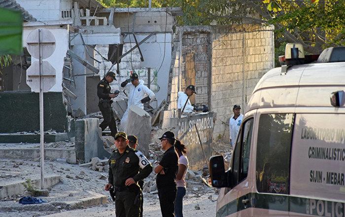 5 polisin hayatını kaybettiği saldırıyı ELN üstlendi