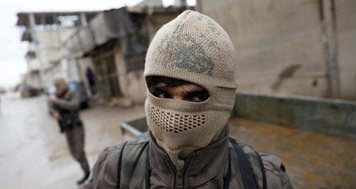 Özgür Suriye Ordusu, Zeytin Dalı Harekatı, Afrin