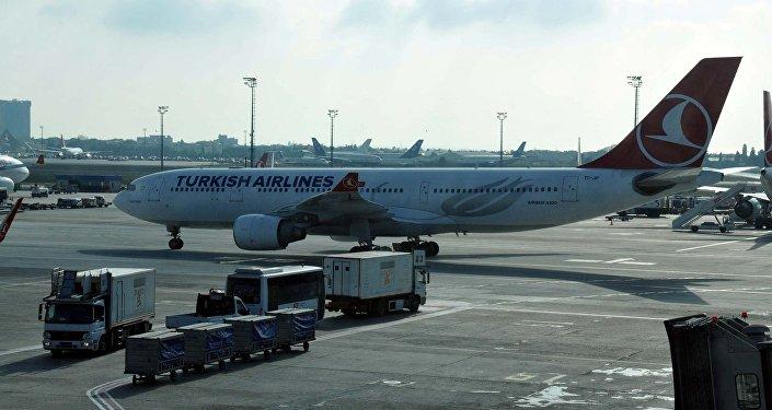 THY'nin kabin basıncı düşen İstanbul-Moskova uçağı geri döndü