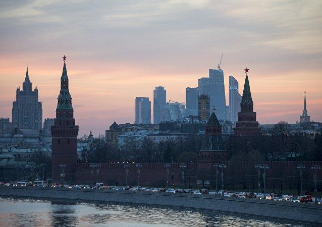 Kremlin- Moskova