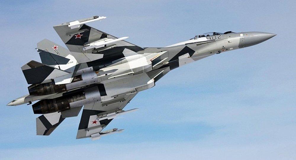 Rus Su-35 savaş uçağı