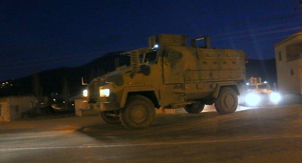 TSK askeri araç