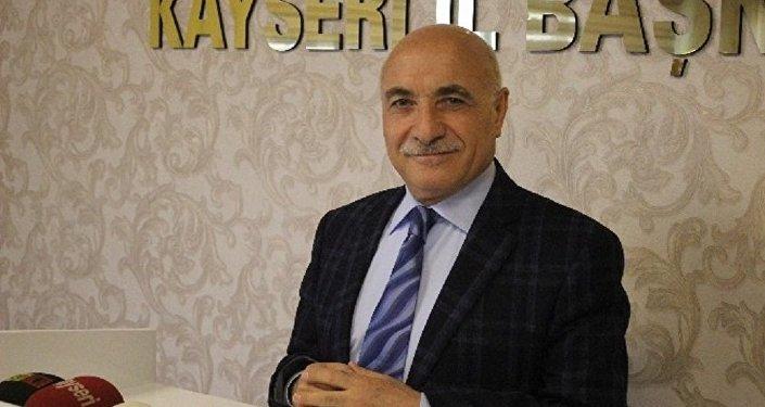 AK Parti Kayseri Milletvekili İsmail Tamer