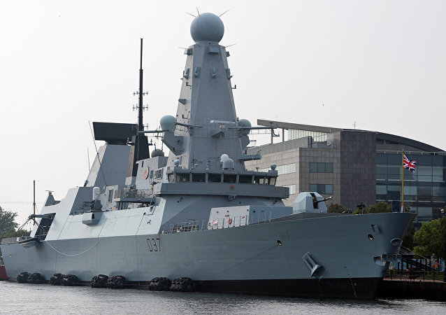 HMS Duncan