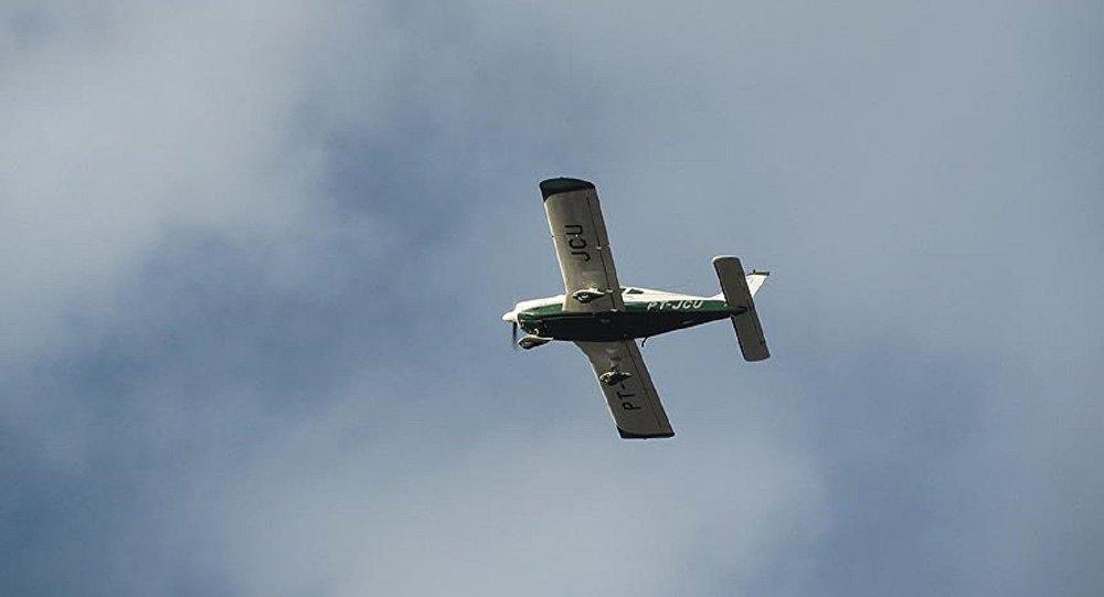Kolombiya uçağı