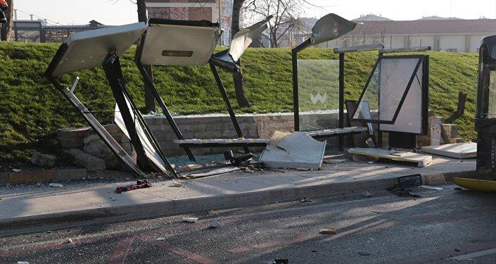 Üsküdar'da trafik kazası