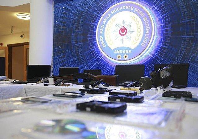 Ankara polisi ortaya çıkardı: 50 milyon kişinin bilgileri para karşılığı satılmış