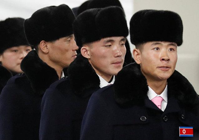 Kuzey Koreli atletler