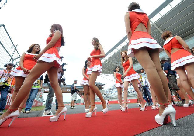 Formula 1'de 'Grid Kızları' dönemi kapandı