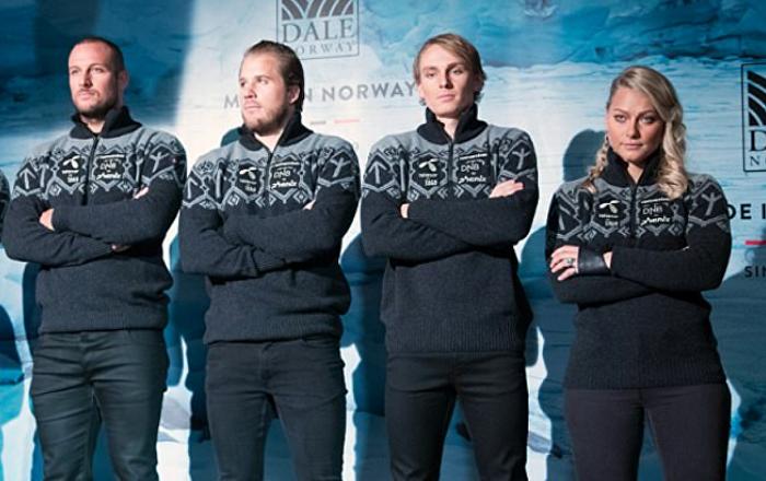 Norveç olimpiyat takımında Nazi sembolü tartışması