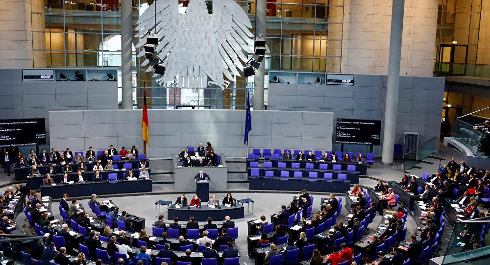 Almanya Parlamentosu (Bundestag)
