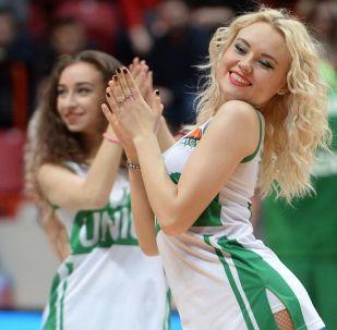 Rus ponpon kızlar