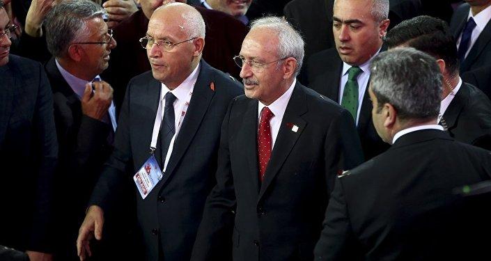 CHP'nin 36. Olağan Kurultayı- Kemal Kılıçdaroğlu