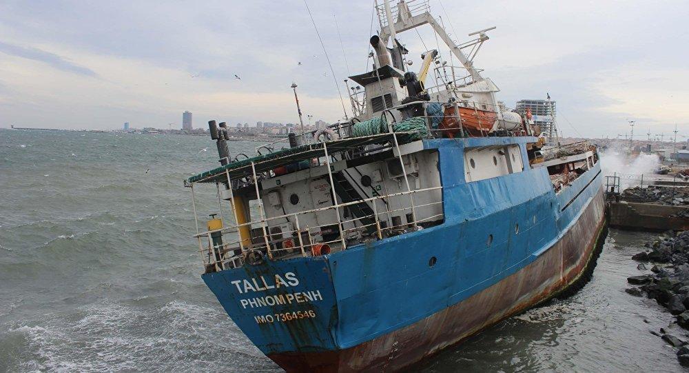 Tallas yük gemisi