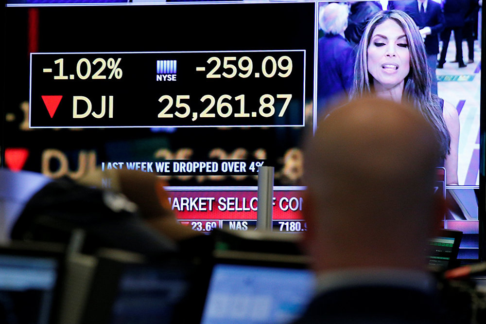 Dow Jones, ABD borsası