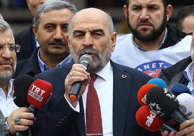 Diyanet-Sen Genel Başkan Vekili Osman Aydın