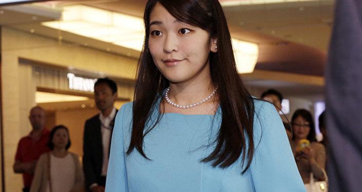 Japonya Prensesi Mako