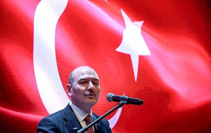 Soylu: Güçlü bir Türkiye ile etrafımızdaki coğrafyaya barış ve huzur getireceğiz