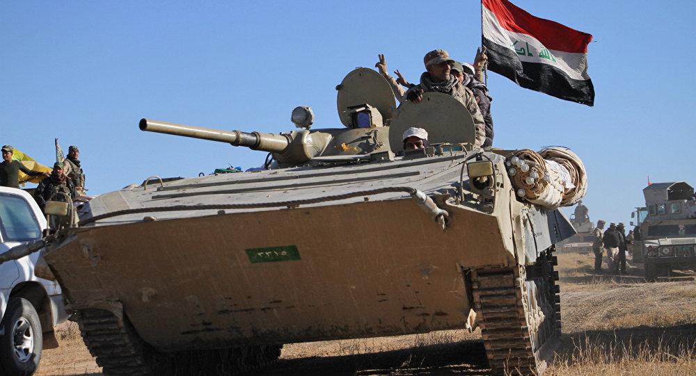 Irak ordusu Kerkük'teki petrol bölgeleri yakınında operasyon başlattı