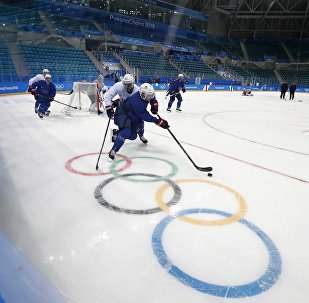 PyeongChang Olimpiyat Oyunları
