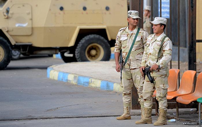 Mısır ordusu ülke genelinde büyük bir terörle mücadele operasyonu başlattı