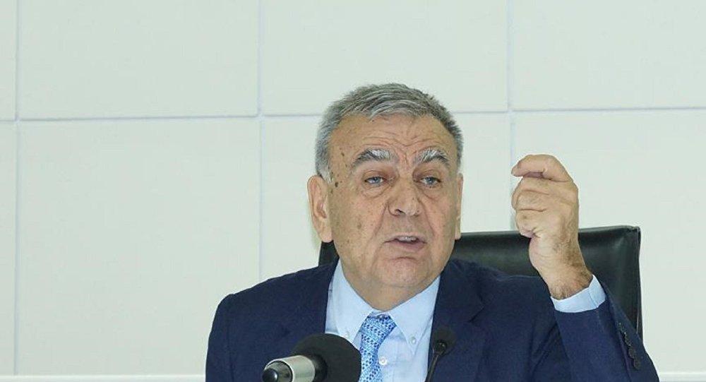 İzmir Büyükşehir Belediye Başkanı Aziz Kocaoğlu