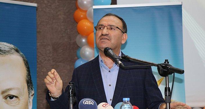 Başbakan Yardımcısı Bekir Bozdağ Nevşehir'de