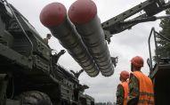 S-400 hava savunma sistemi