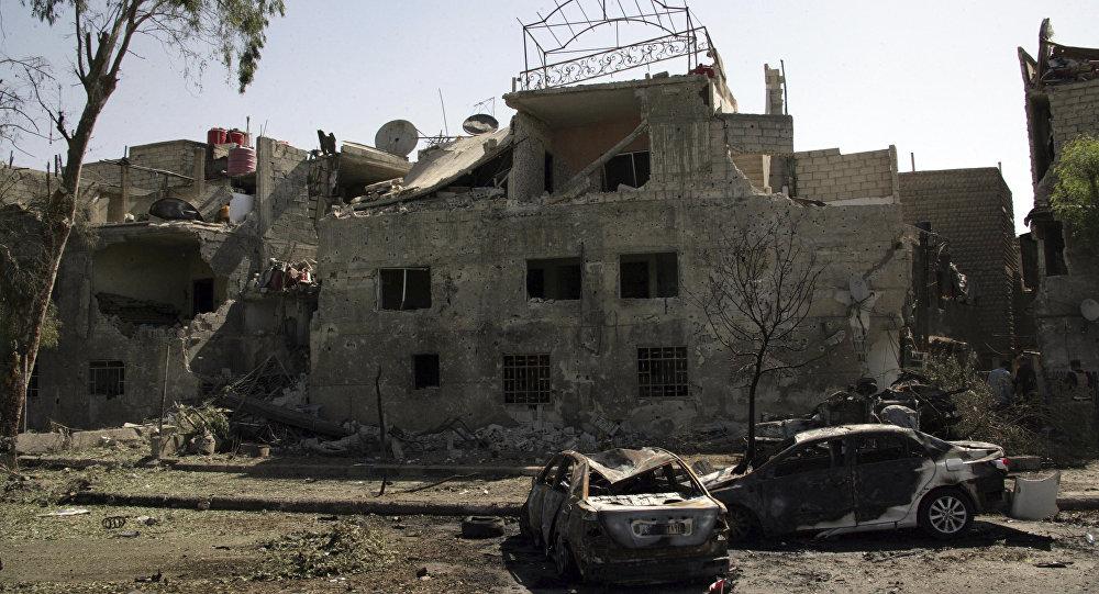 Şam-Bombalı saldırı