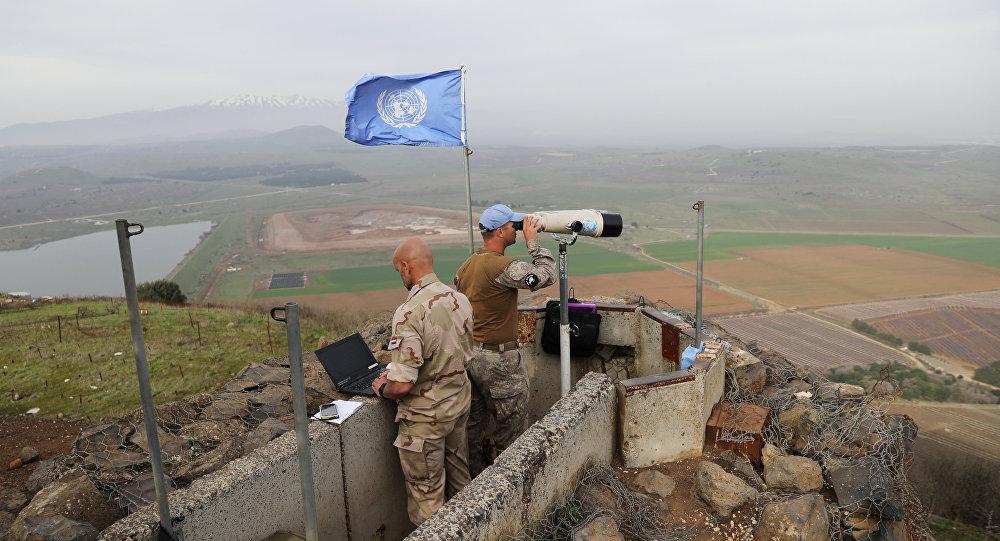 Suriye ordusu İsrail'in işgal ettiği öz topraklarını Siyonistlerden kurtabilir