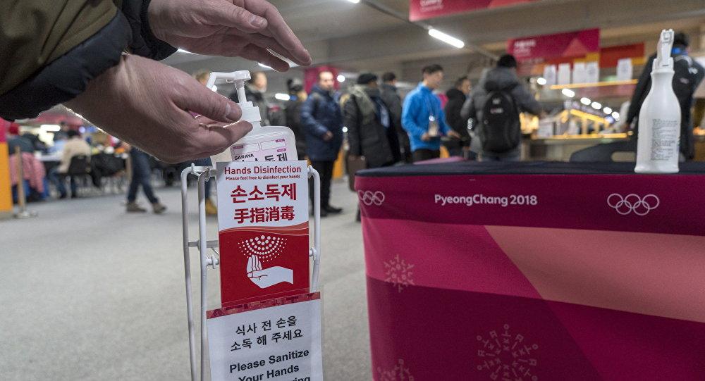 Kış Olimpiyatları-Hijyen