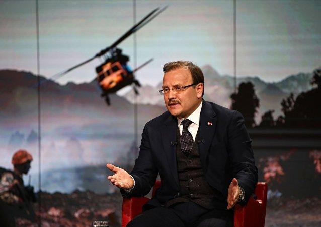 Başbakan Yardımcısı Hakan Çavuşoğlu