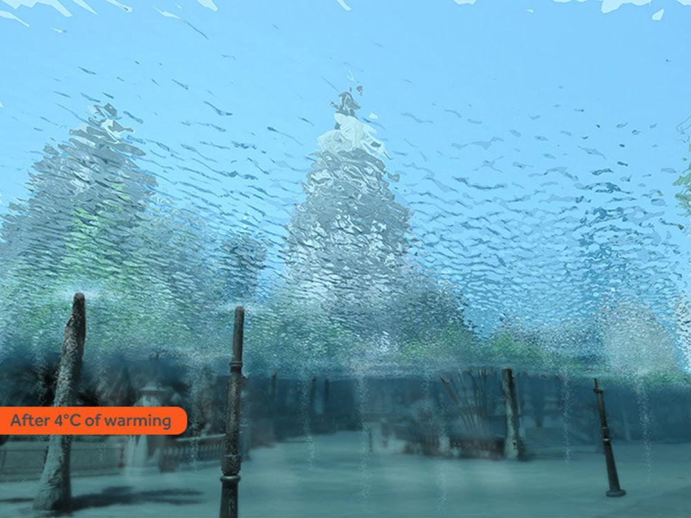 Sular altında kalması beklenen kentler