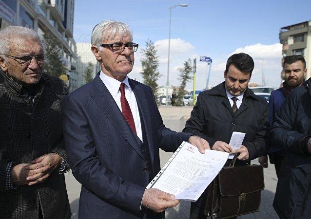 Vatan Partisi'nden HDP'nin kapatılması istemiyle Yargıtaya başvuru