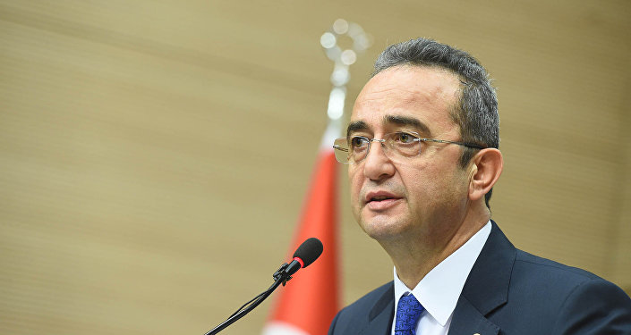 CHP Parti Sözcüsü Bülent Tezcan