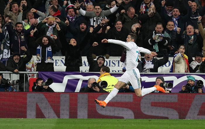 Ronaldo futbol tarihinde bir ilki başardı