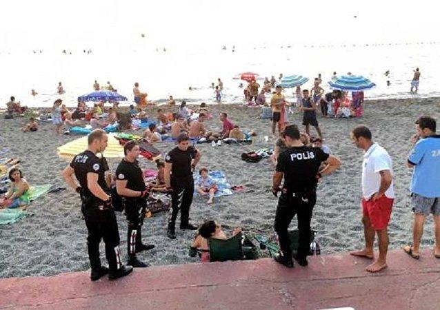 Zonguldak, Kapuz Plajı