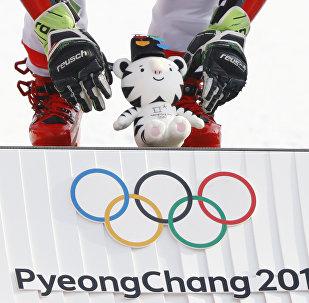 PyeongChang 2018 Kış Olimpiyatları